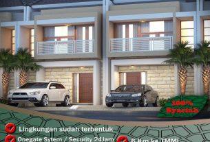 properti syariah panorama alam residence cilangkap jakarta timur
