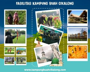 fasilitas properti syariah kampung buah cikalong
