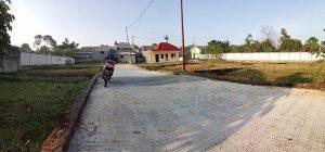 rumah dijual di cluster syarifah hanoum bojong sari depok
