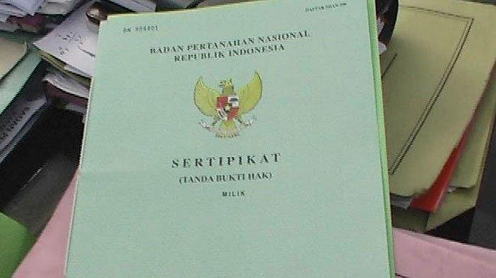 5 jenis sertifikat properti