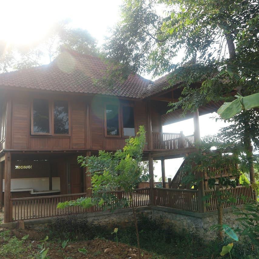 tanah dan villa dijual di puncak 2