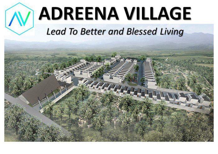rumah syariah adreena village cileungsi