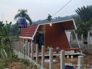 Rumah Panel Nasama Anti Gempa, Anti Rayap, Anti Api, Awet dan Murah