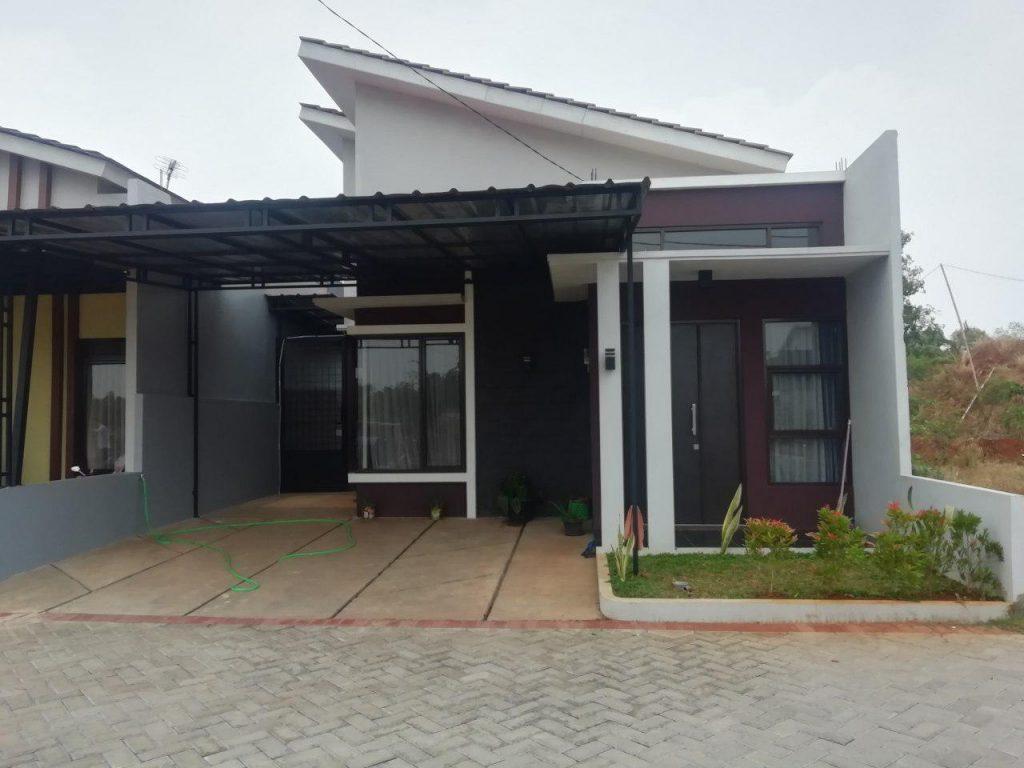 rumah syariah sabrina azzura setu bekasi