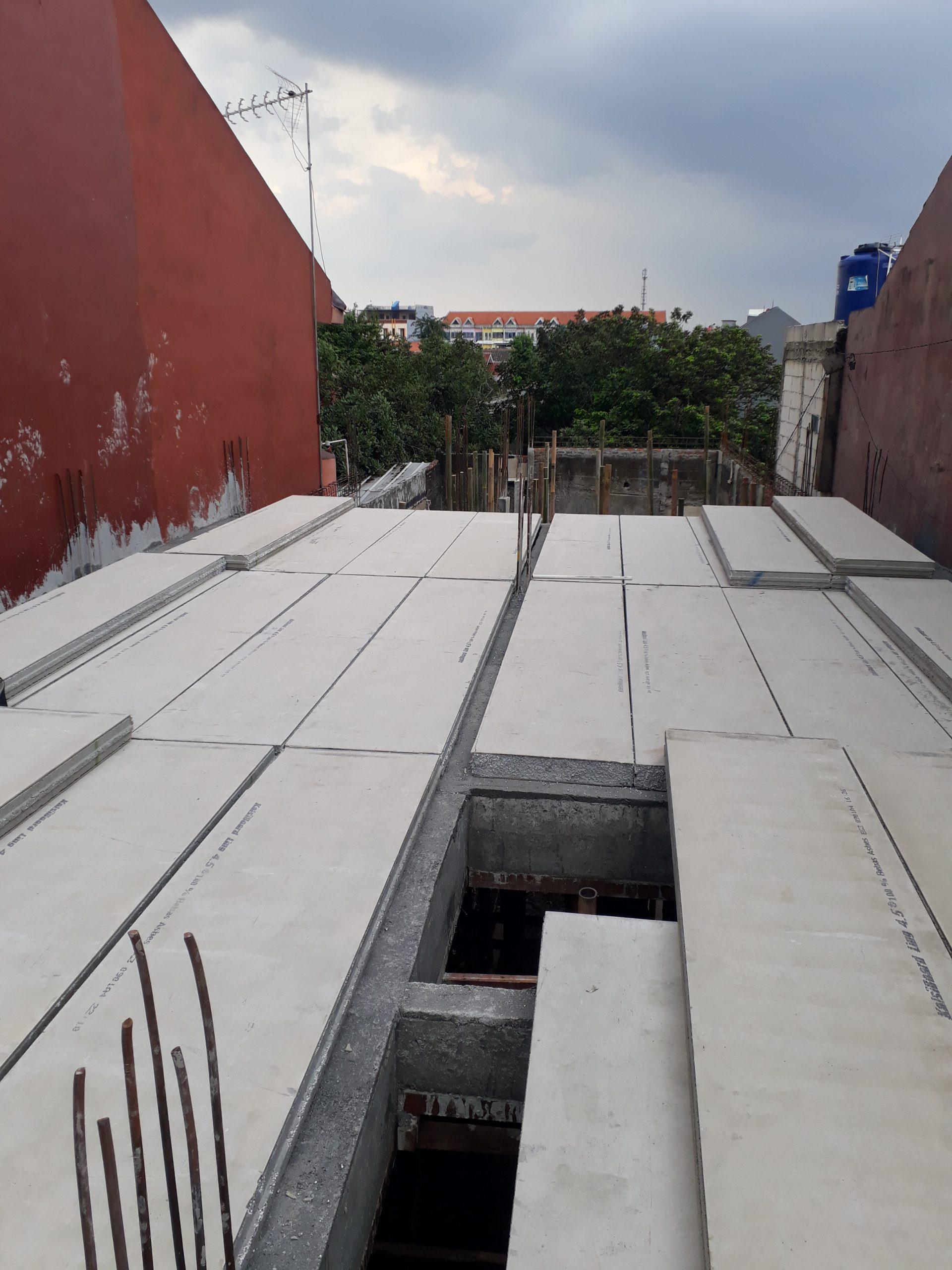 jual beton ringan quipanel